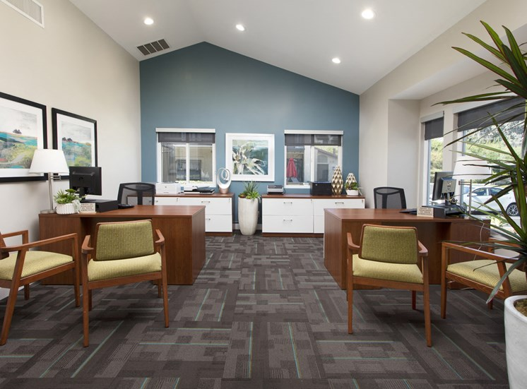 Leasing offices