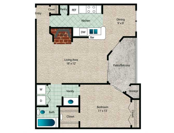 Magnolia Floor Plan 3