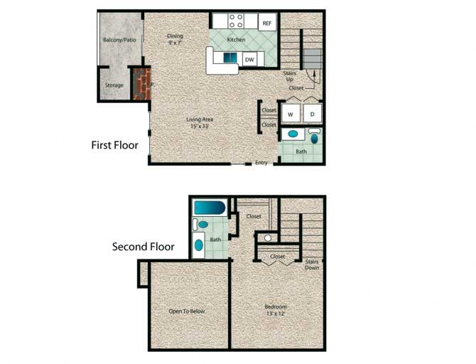 Palm Floor Plan 4
