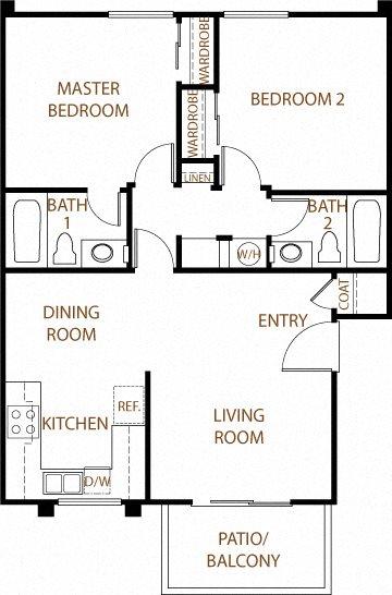 Santa Fe Floor Plan 2