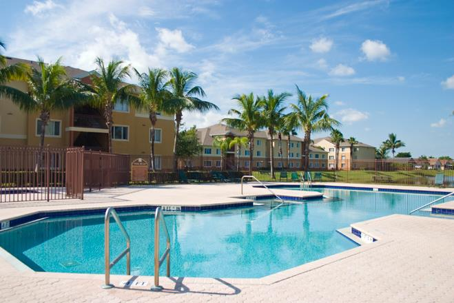 Sparkling Swimming Pool at Waverly, Florida, 33415