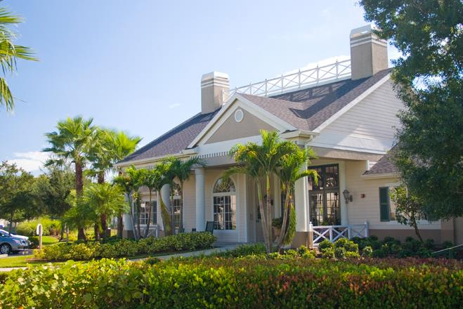 Meticulous Landscaping at Westwood, Fort Myers