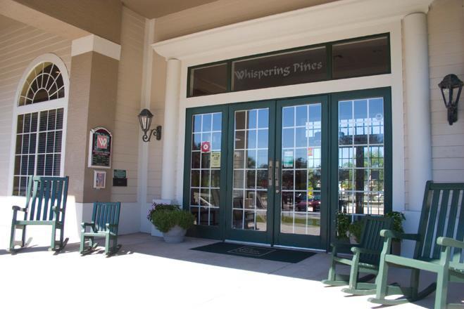 Resident Lounge at Whispering Pines, Florida, 32084