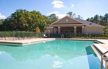 Resort-Style Pool at Whispering Woods, St Augustine, FL, 32084