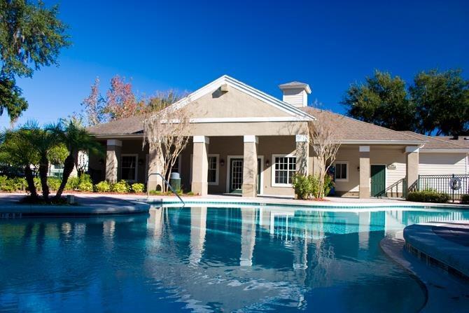 Sparkling Swimming Pool at Woodbridge, Florida, 33566