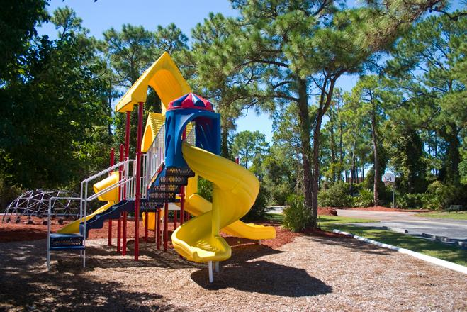 Children's Play Area at Woodcrest, St Augustine, 32084