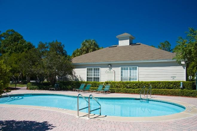Sparkling Swimming Pool at Woodcrest, St Augustine