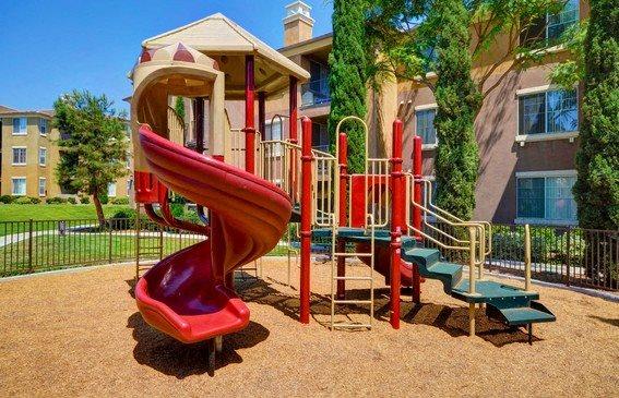 Playground for Children, at Casoleil, San Diego, California