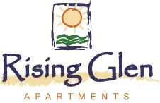 Rising Glen Property Logo 166