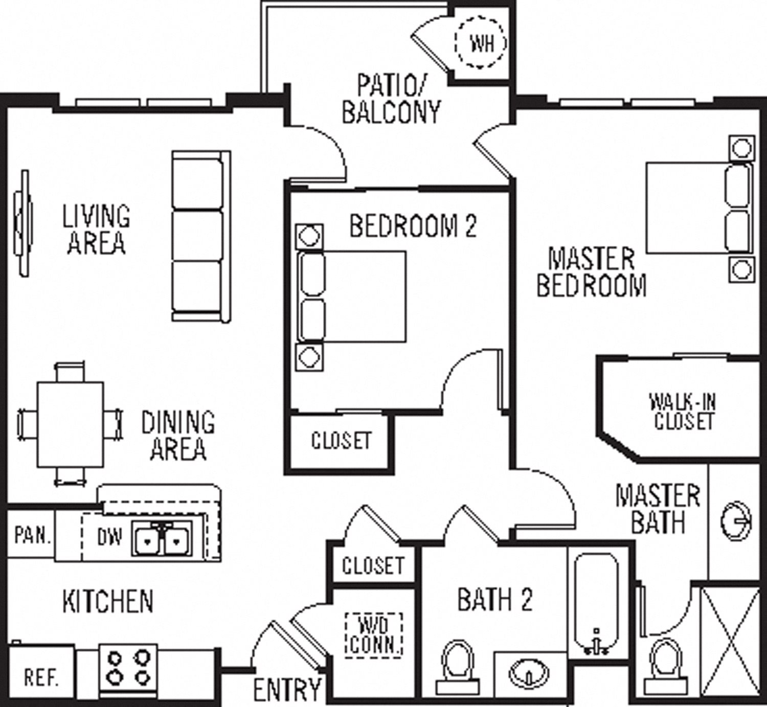 Santa Barbara Floor Plan 9