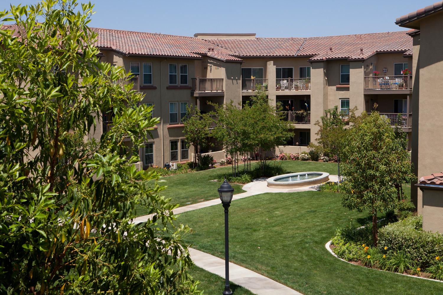 55+ FountainGlen At Stevenson Ranch