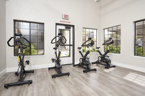 Cardio Equipment at The Knolls, California