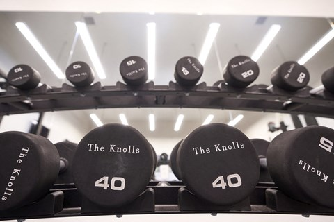 Free Weights at The Knolls, Thousand Oaks, 91362