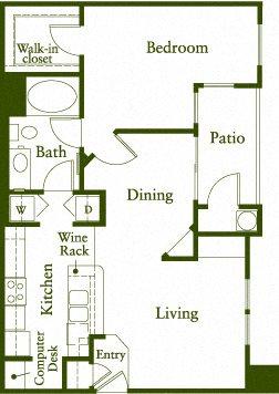 Bouchon Floor Plan 2