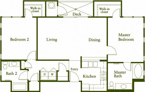 Franciscan Floor Plan 5
