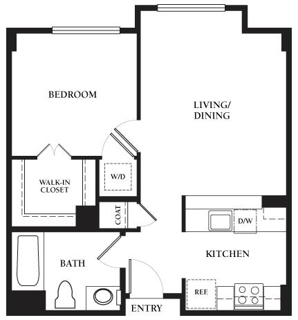 Haight Floor Plan 1