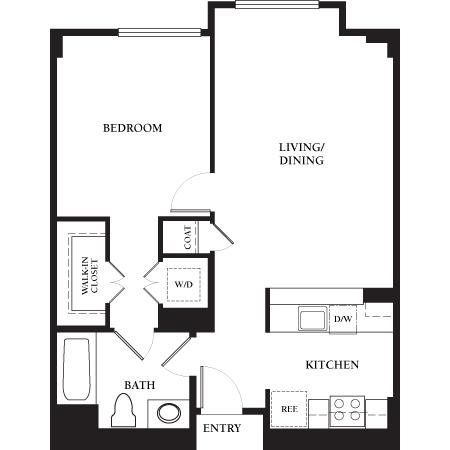 Marina Floor Plan 3