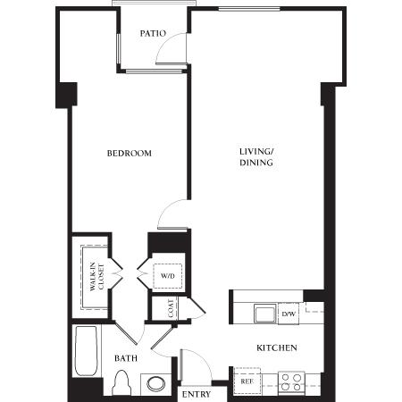 Twin Peaks Floor Plan 4