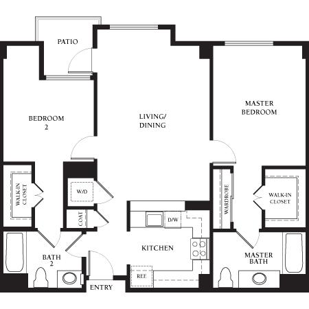 Potrero Floor Plan 5