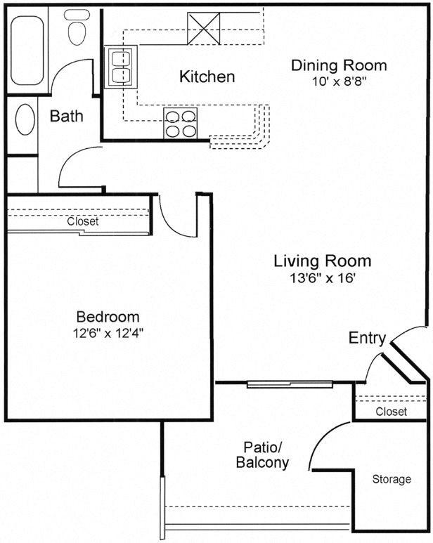 Aspen Floor Plan 2