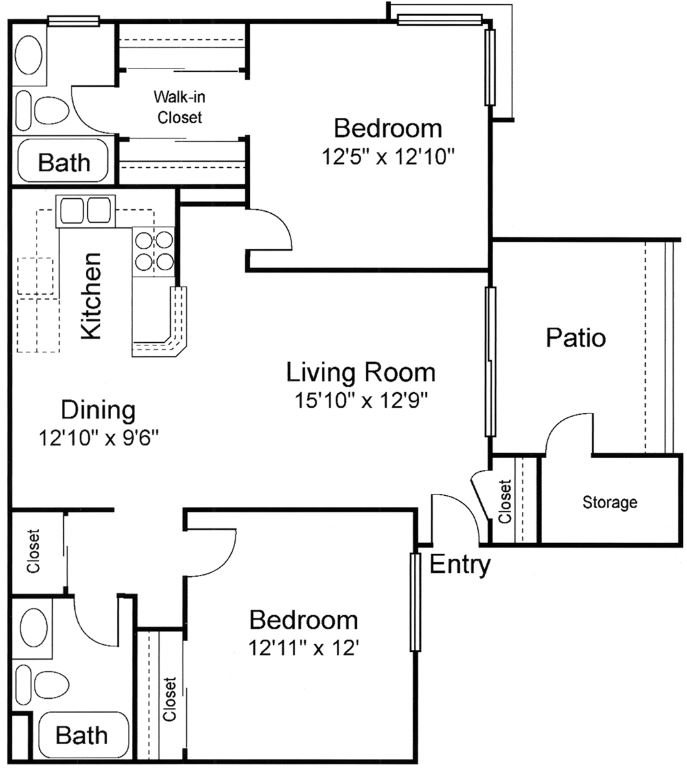 Cambria Floor Plan 3