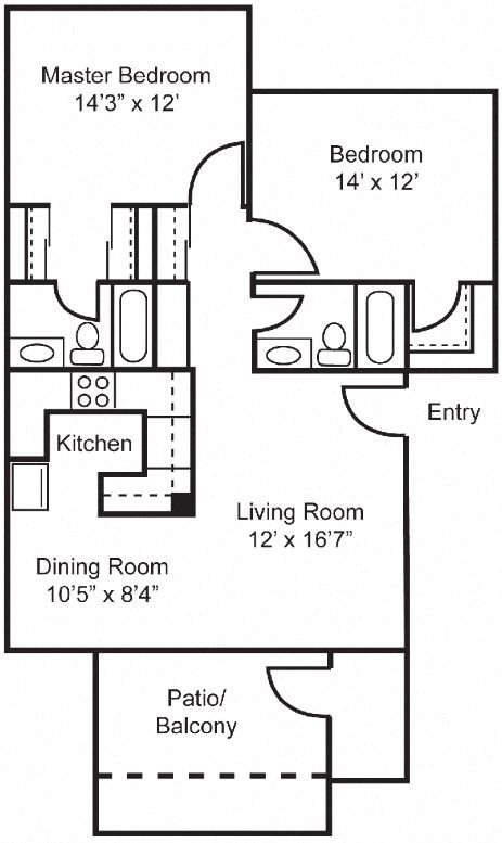 Tahoe Floor Plan 4