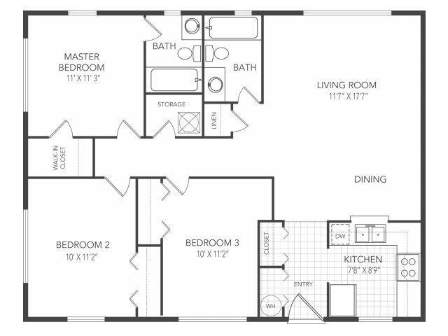 Beacon Floor Plan 3