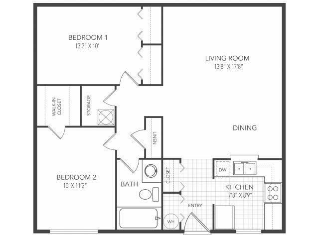 Windward Floor Plan 2