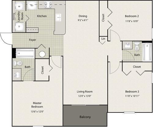 Grand Prix Floor Plan 3