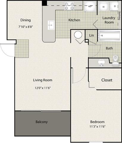 Hunter Floor Plan 1