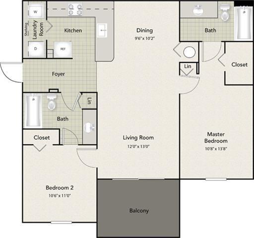 Floor Plans Of Wellington Club In Lake Worth, FL