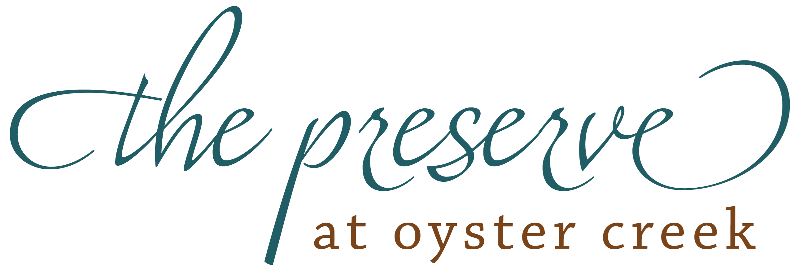 The Preserve at Oyster Creek Logo