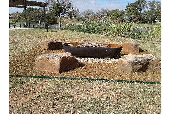 The Preserve at Oyster Creek - Community Fire Pit