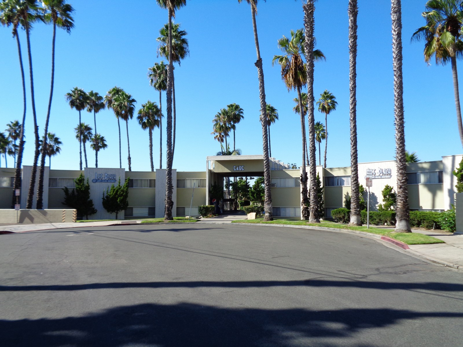 Grand Entry At Alberts College Apartments, 5460 55th Street, San Diego, CA,