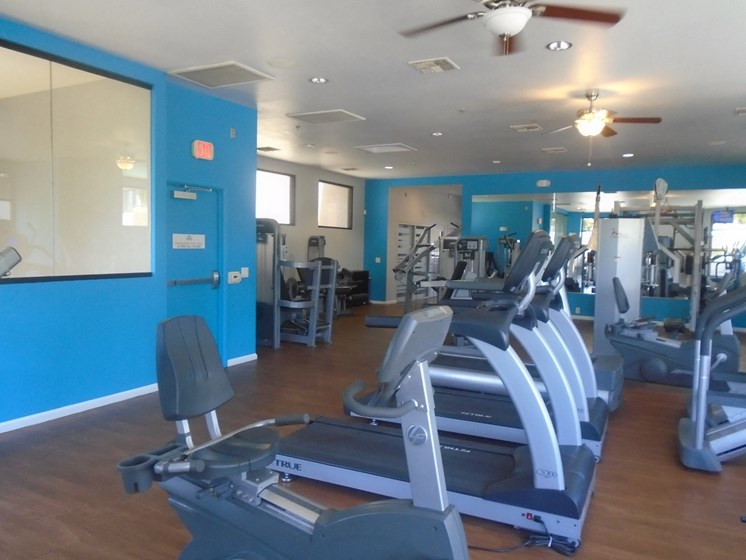State of the Art Fitness and Yoga Center at Ascent at Papago Park, Phoenix