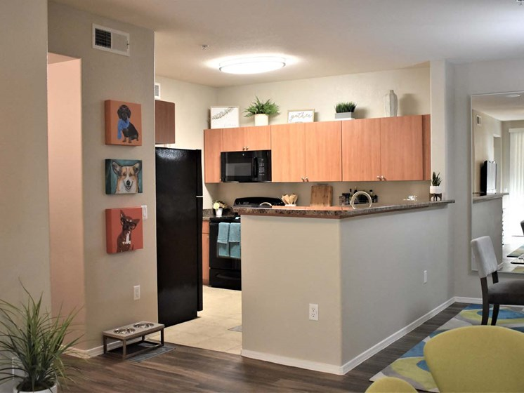 Open Kitchen Concept at Papago Park, Phoenix, AZ, 85008