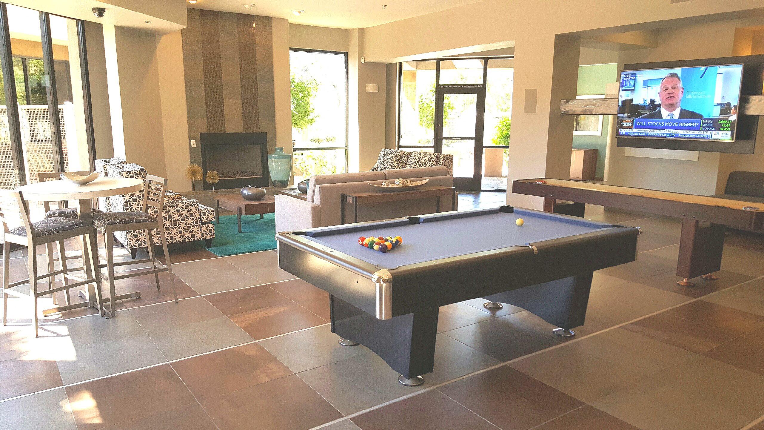 Pool Table, Billiards at Ascent at Papago Park, 85008