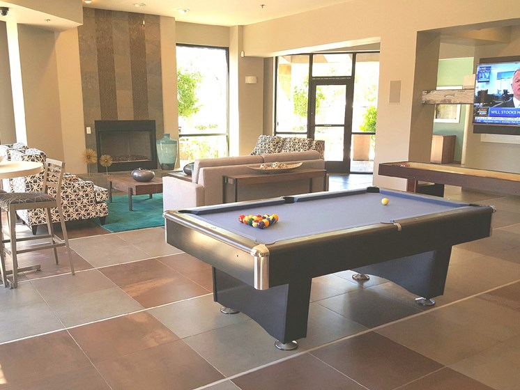 Pool Table, Billiards at Ascent at Papago Park, 85008