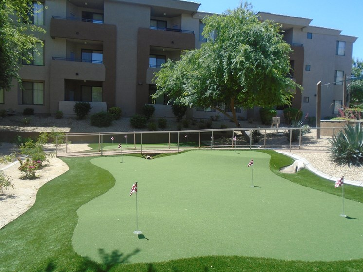 Golf Course at Ascent at Papago Park, Phoenix