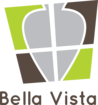 Bella Vista Apartments Logo, Napa