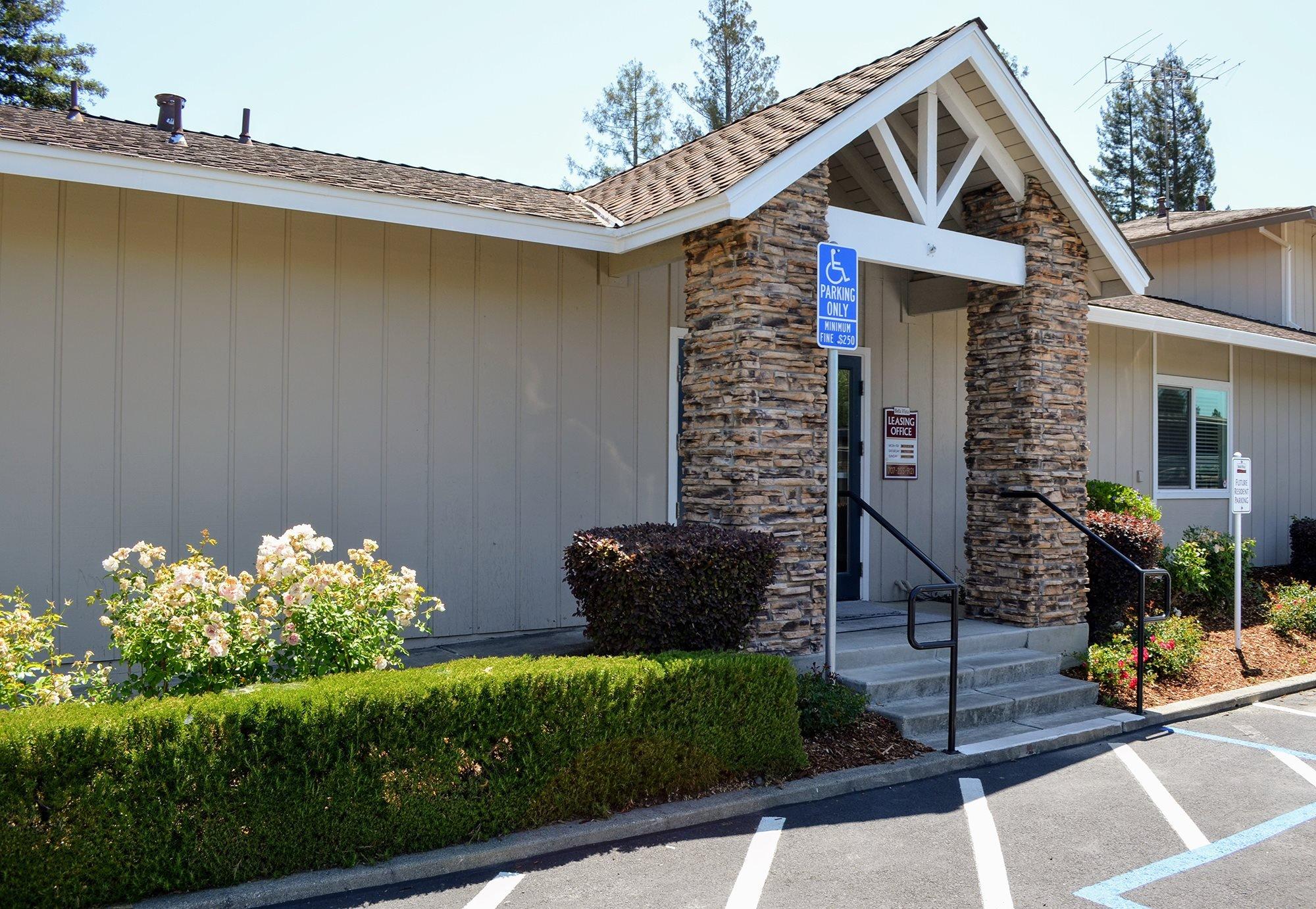 Parking Spaces at Bella Vista Apartment Homes, California, 94558