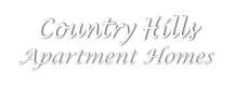 Country Hills Logo, Corona