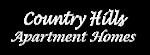 Country Hills Logo, Corona