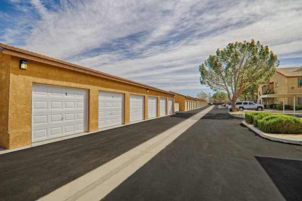 Garage Facility at Granada Villas, Lancaster, CA, 93534