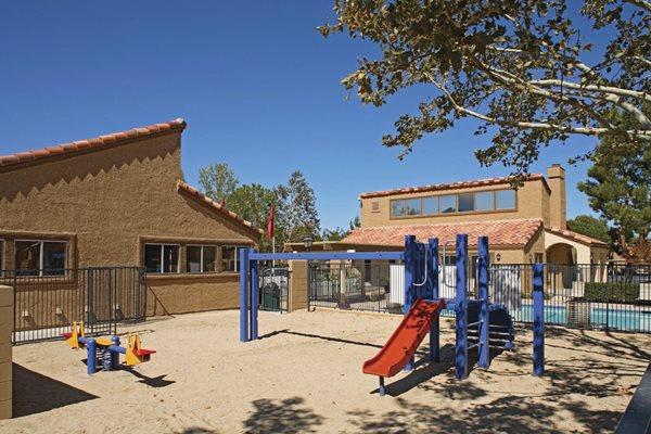 Playground at Granada Villas, Lancaster, CA, 93534