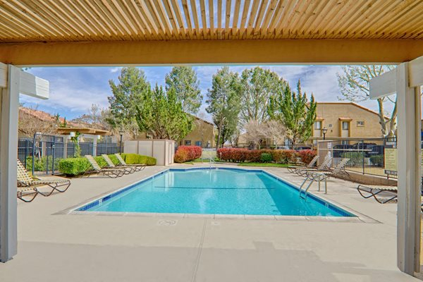 Resort-Style Pool at Granada Villas, Lancaster, CA, 93534