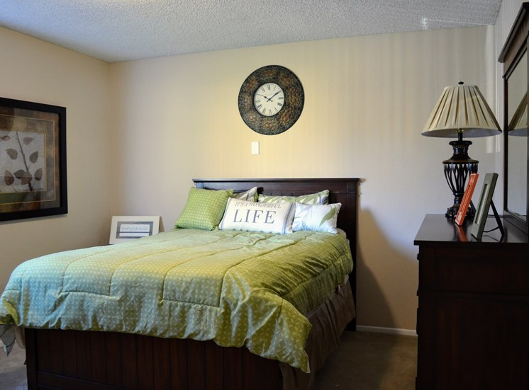 Master Bedroom at Morning View Terrace Apartments, Escondido, 92026