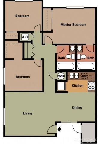 Laurel Floorplan at Sage Canyon, Temecula, CA 92591