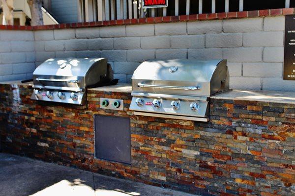 Grilling Station at Sage Canyon Apartments, Temecula, CA
