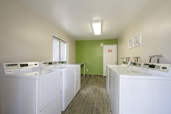 Laundry facilities available at Sienna Heights, Lancaster, 93535